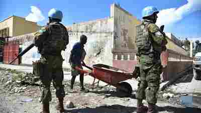U.N. To Pull Controversial Peacekeepers From Haiti