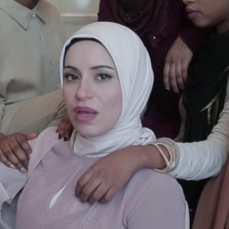 Mona Haydar Breaks The Mold For Muslim Rap: 'You Just Have To Do You