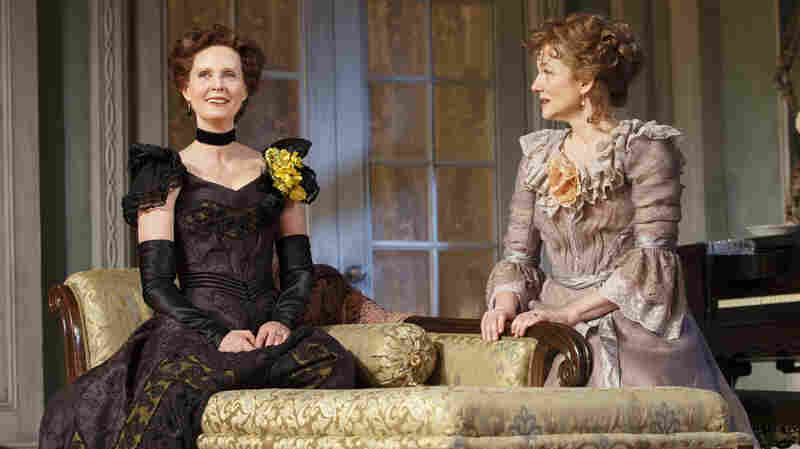Two Stars Share The Stage, And The Roles, In 'Little Foxes'