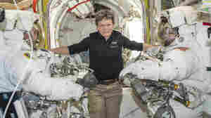 Astronaut Peggy Whitson Sets NASA Record For Most Days In Space