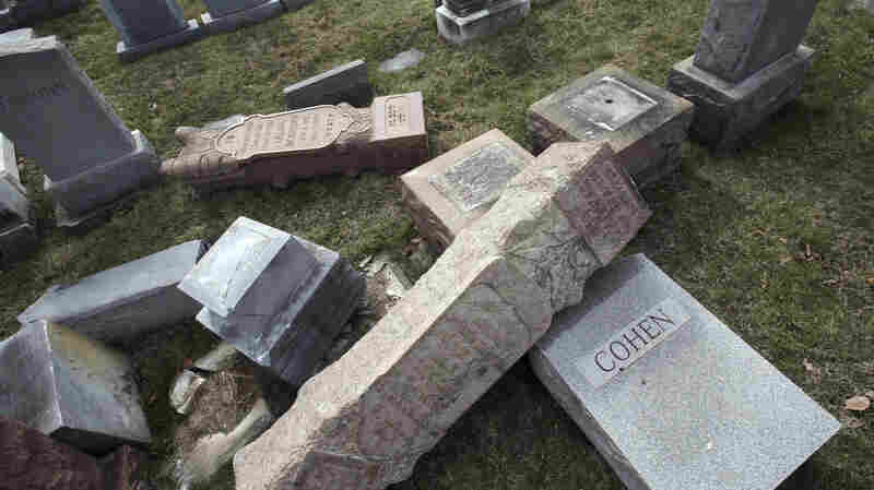Anti-Semitic Incidents Up 86 Percent Compared With Same Time Last Year