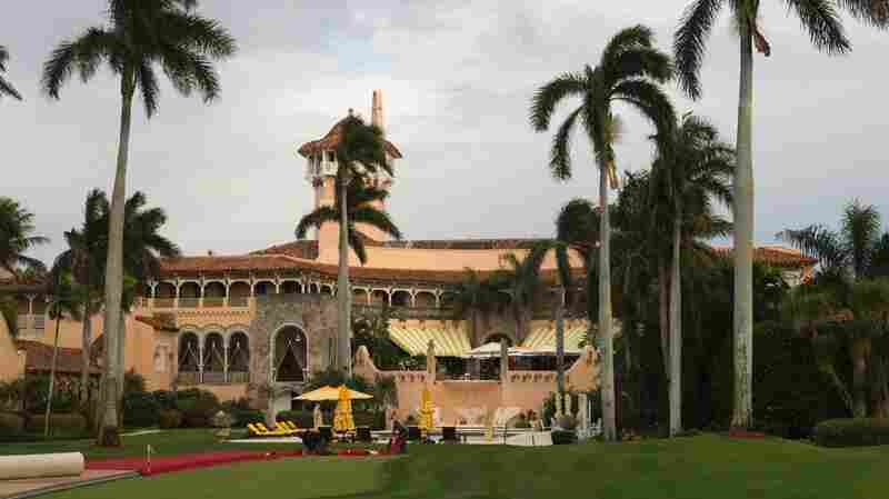 State Department Website Features Trump's For-Profit Club, Mar-A-Lago
