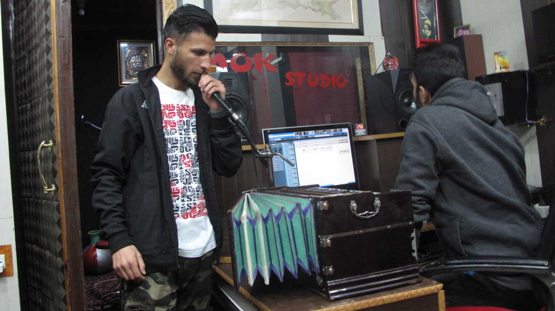 A New Generation Of Kashmir Rappers Vents Its Rage In The Valley
