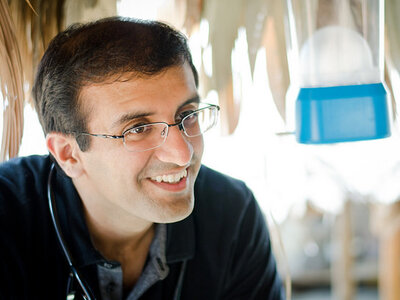 What This Doctor Is Going To Do With His $1 Million TED Prize