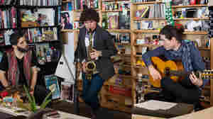Antonio Lizana: Tiny Desk Concert