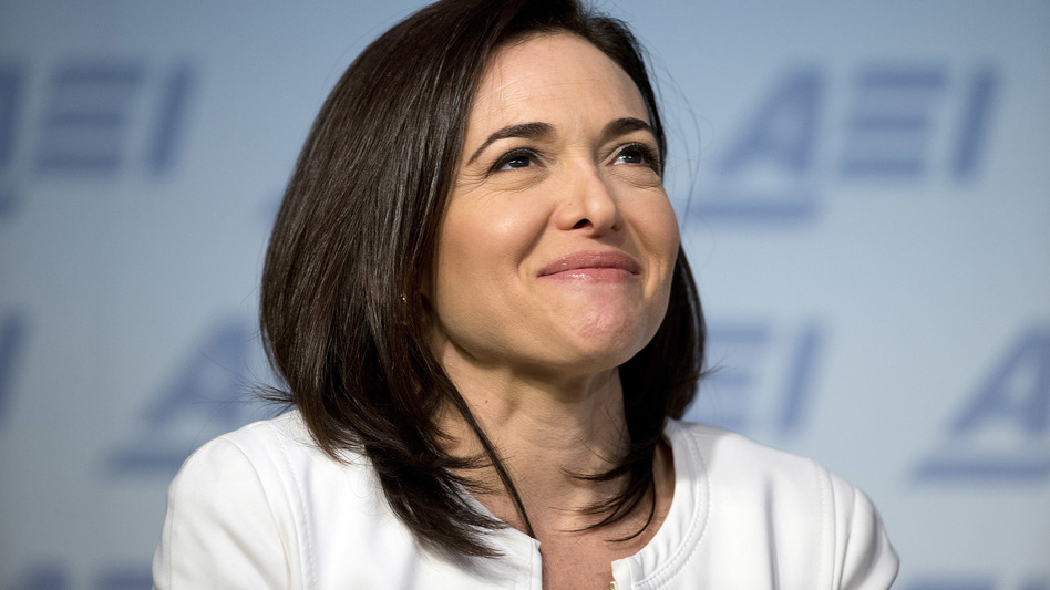 'Just Show Up': Sheryl Sandberg On How To Help Someone Who ... Sheryl Sandberg How To Give Support Article