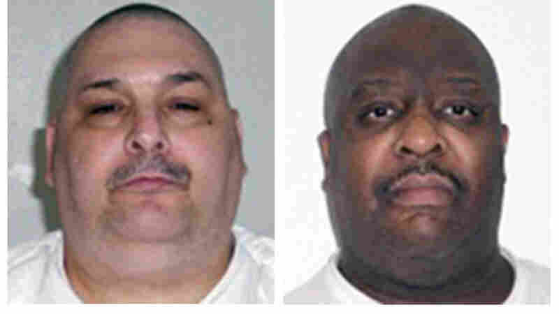 Arkansas Executes Two Inmates, The First Double Execution In U.S. Since 2000