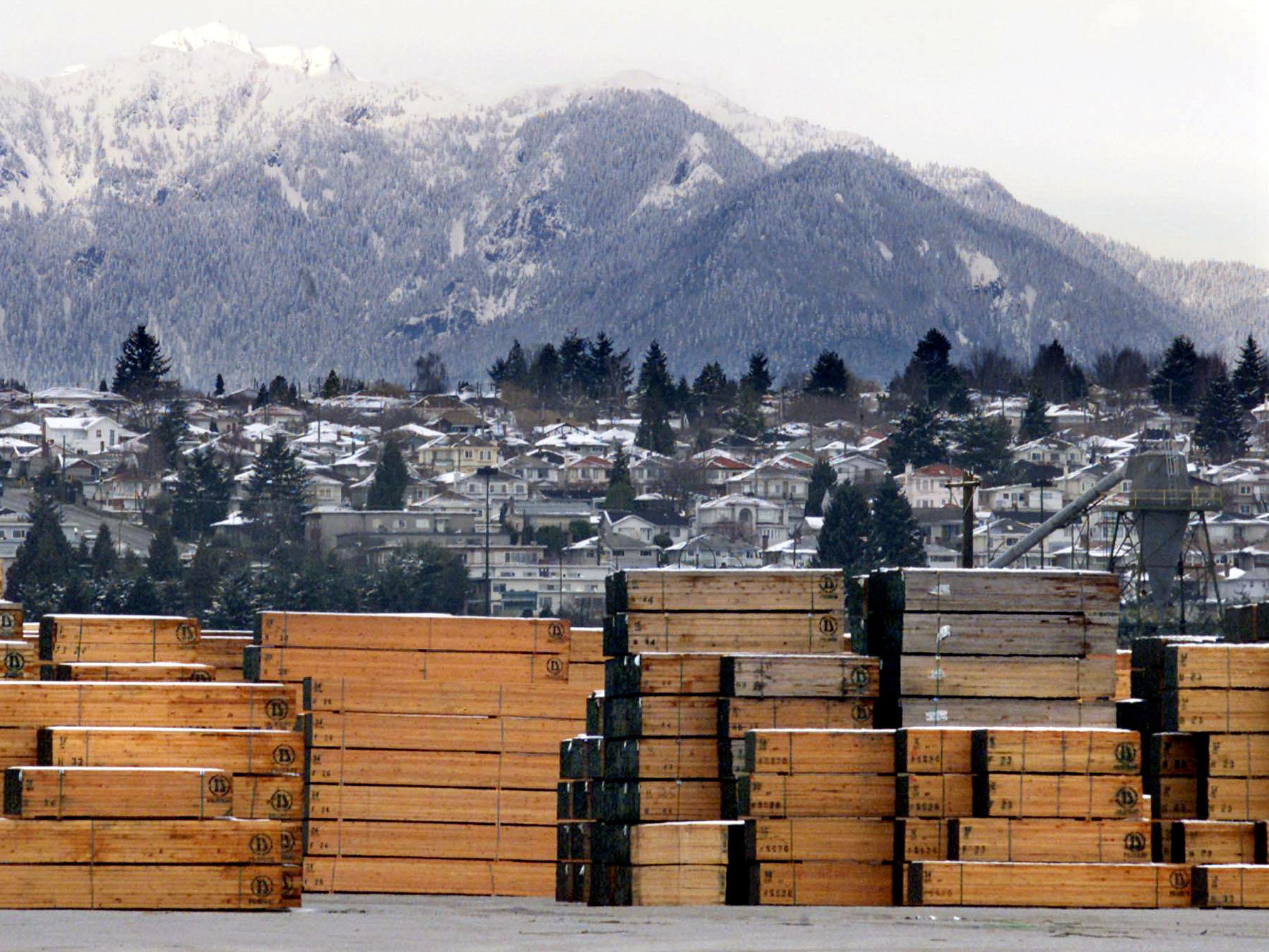 Trump Administration To Impose 20 Percent Tariff On Canadian Lumber
