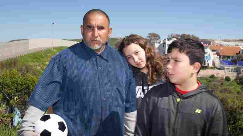With A Deported Father, California Teen Lives Life Between Borders