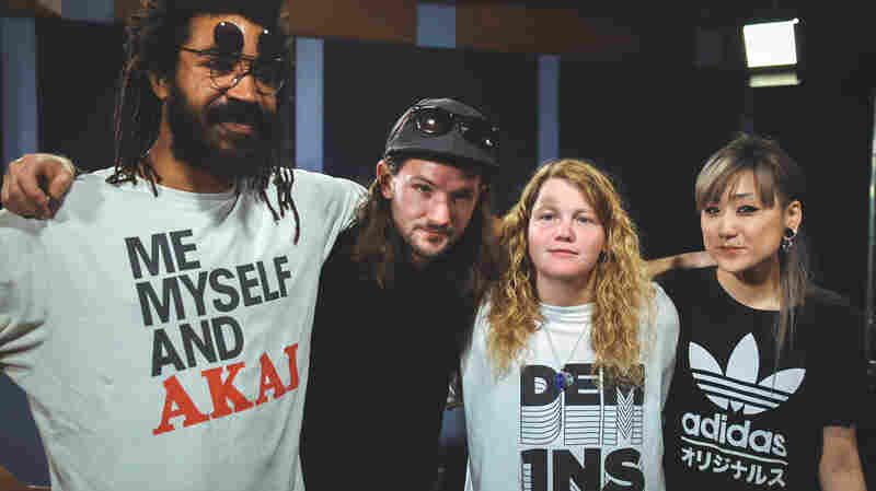 Watch Kate Tempest's Full Set For World Cafe