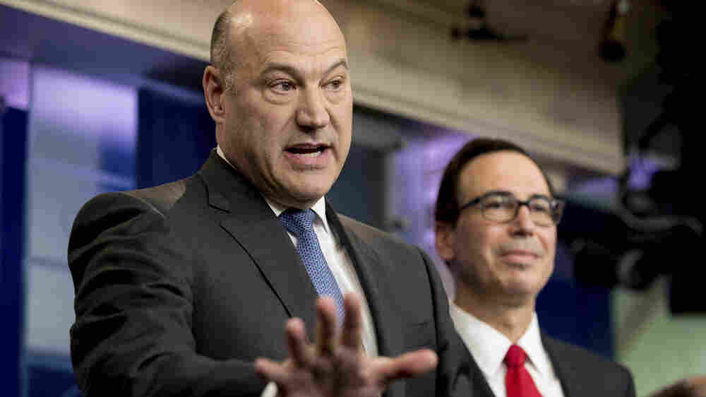 Trump Administration Proposes 'Massive' Tax Overhaul And Tax Cut Plan