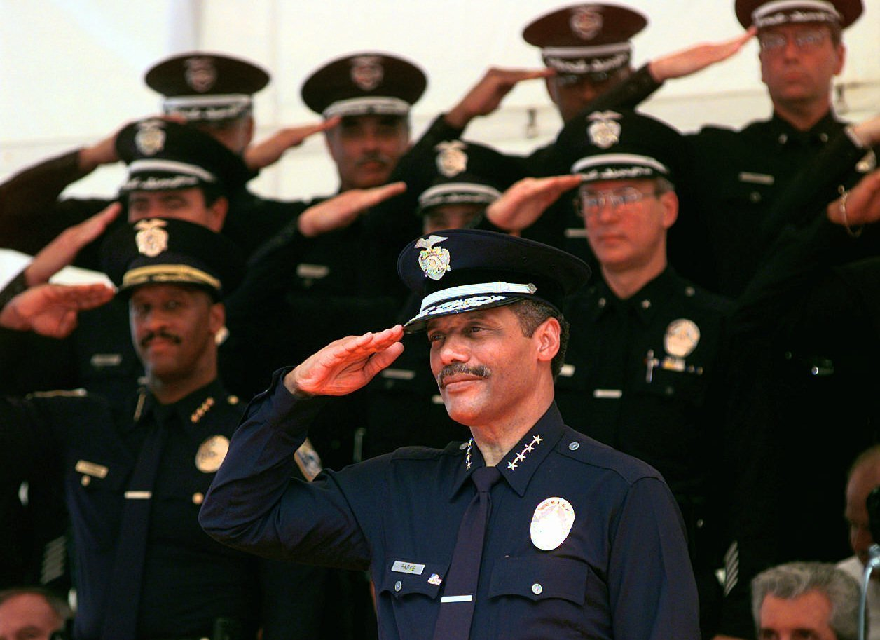 It's Not Your Grandfather's LAPD' — And That's A Good Thing