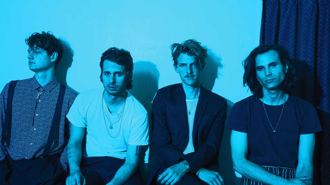After A Delay, Foster The People Is Back In Business