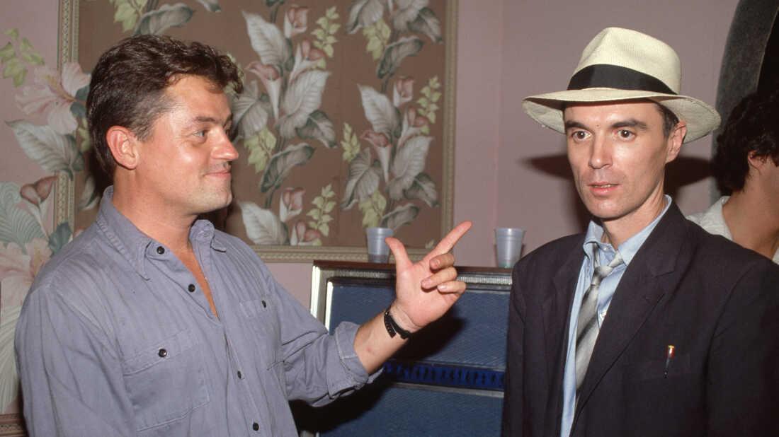 David Byrne Remembers Jonathan Demme, Collaborating On 'Stop Making Sense'