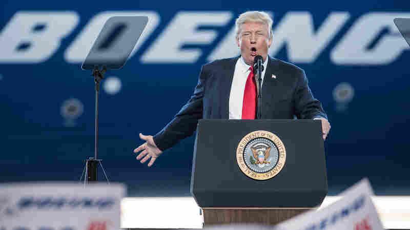 Trump's First 100 Days: Too Soon To Claim Big Job Gains?
