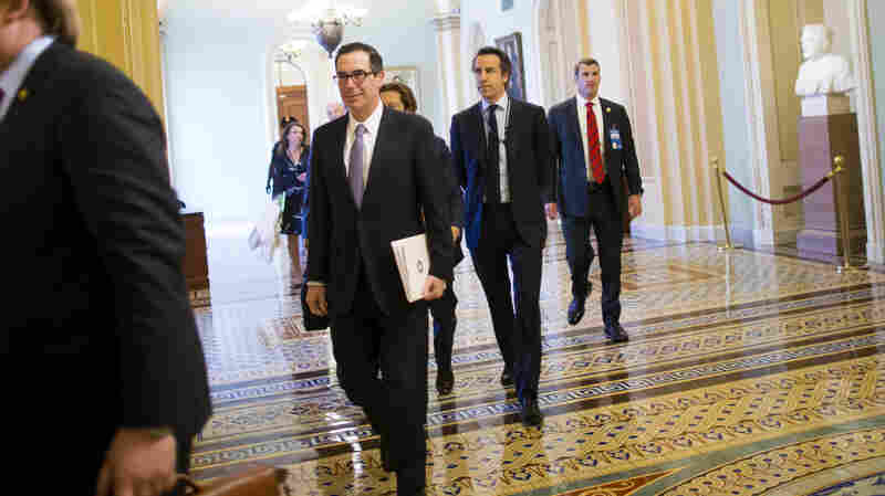 Trump Administration Vows 'Biggest Tax Cut,' 'Largest' Overhaul In History