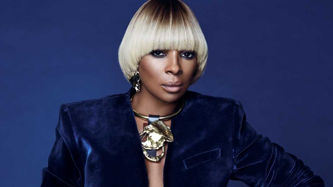 'I'm Not Going To Be Broken': Mary J. Blige On 'Strength Of A Woman'