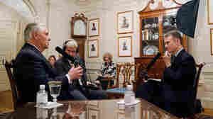 Media Advisory: NPR News interview with Secretary of State Rex Tillerson