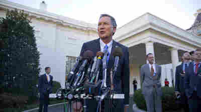 Ohio Gov. John Kasich On America's Division And Rising Above 'Self-Absorption'
