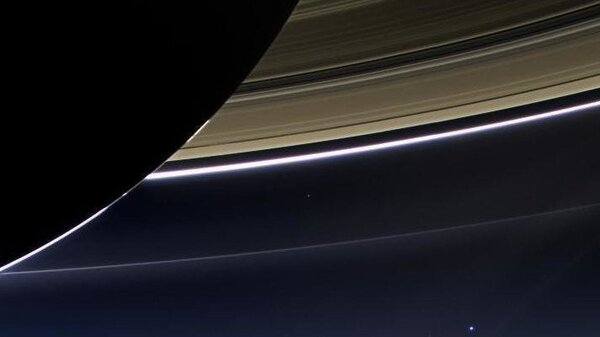 An image taken on July 19, 2013, by the wide-angle camera on NASA