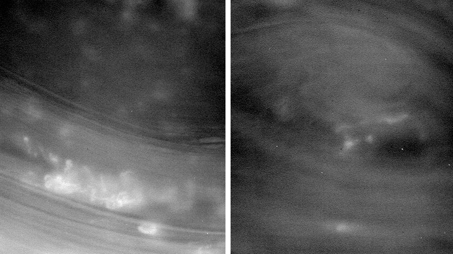 Cassini Craft Beams Closest Images Ever Taken Of Saturn