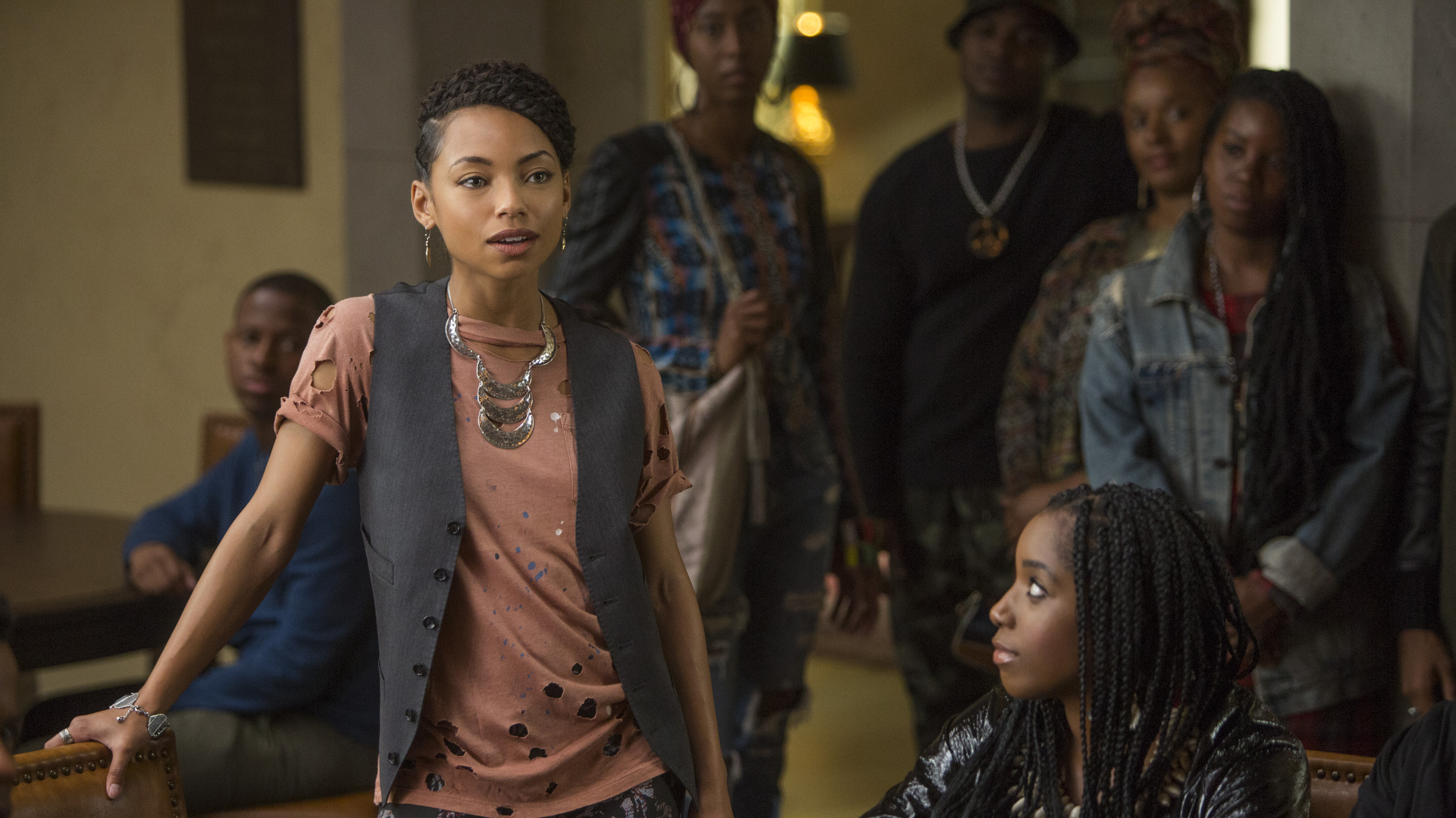 This Time 'Dear White People' Is Not So Much About Them