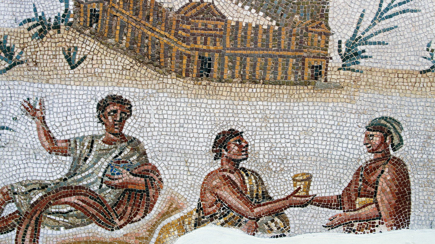 what did ancient romans eat new novel feast of sorrow serves up