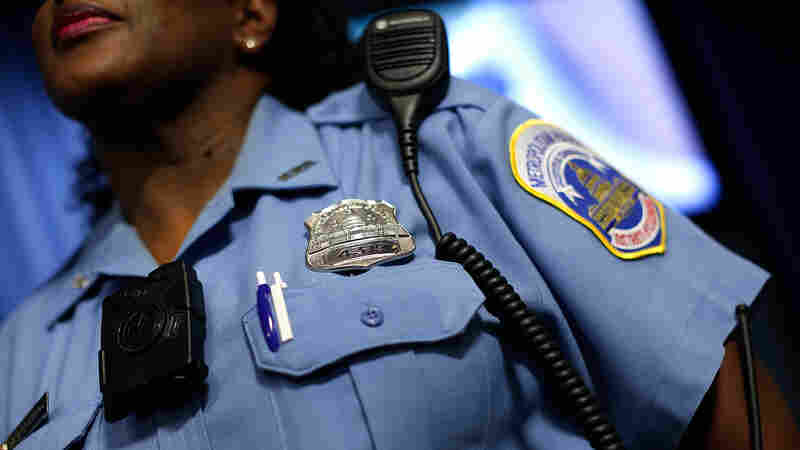 Scientists Hunt Hard Evidence On How Cop Cameras Affect Behavior