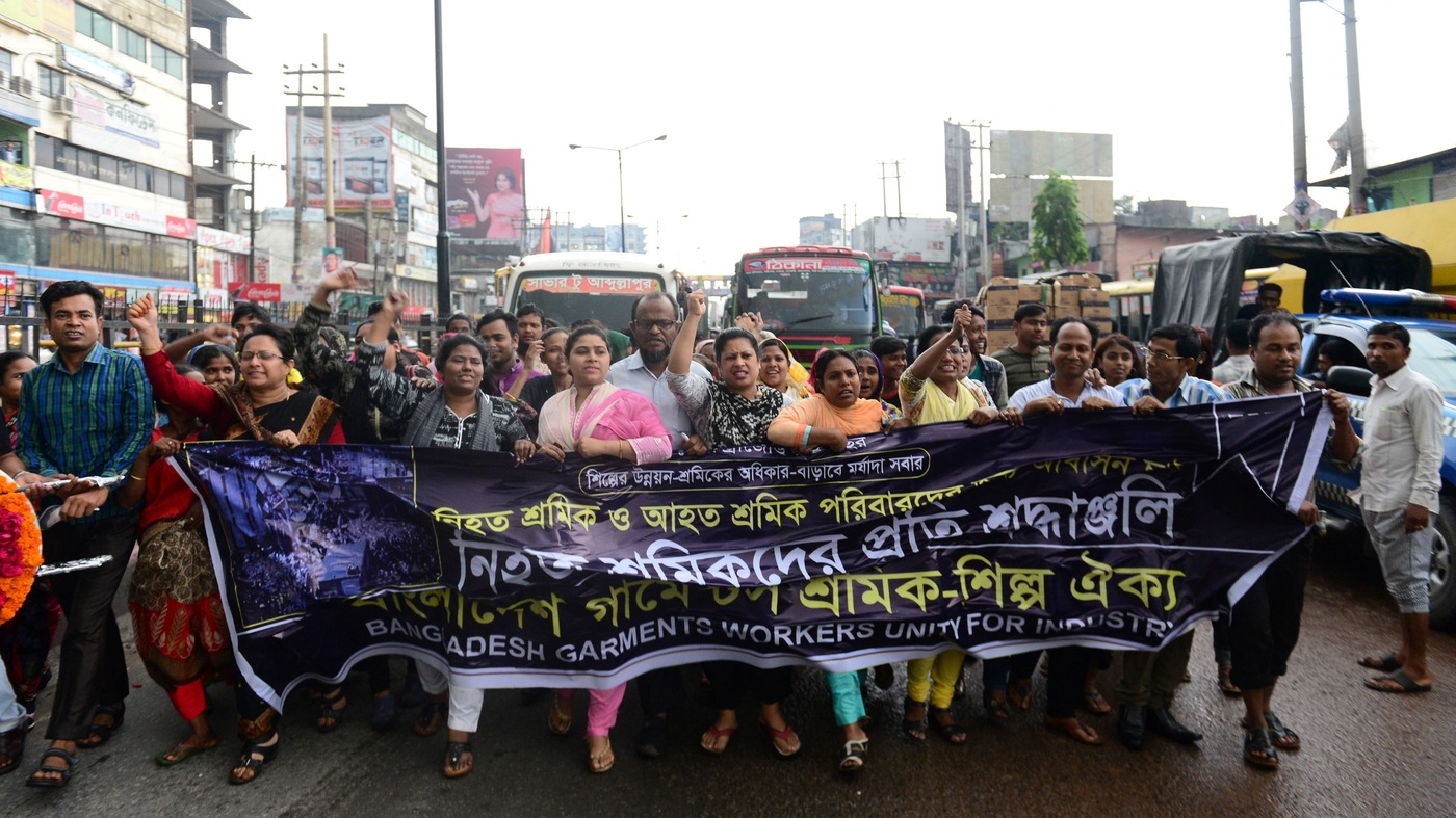 4 Years After Rana Plaza Tragedy, What's Changed For Bangladeshi