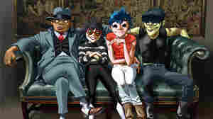 Gorillaz Are Human After All