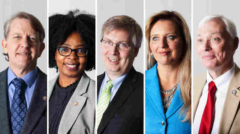 Meet The 5 New Inductees Of The National Teachers Hall Of Fame