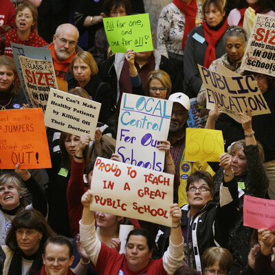 The Promise And Peril Of School Vouchers