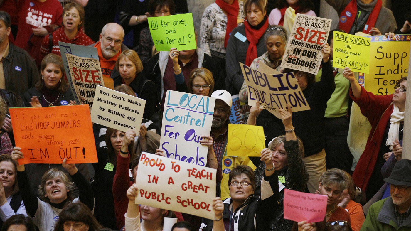 Choice Advocates Not Only Want More >> With School Vouchers Who Benefits And Who S Left Behind Indiana S