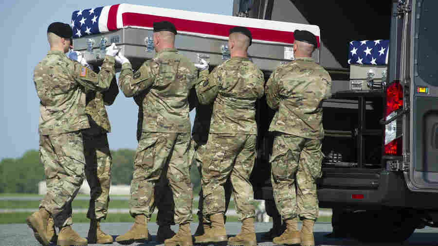 The Pentagon Investigates Possible Friendly Fire Deaths In Afghanistan