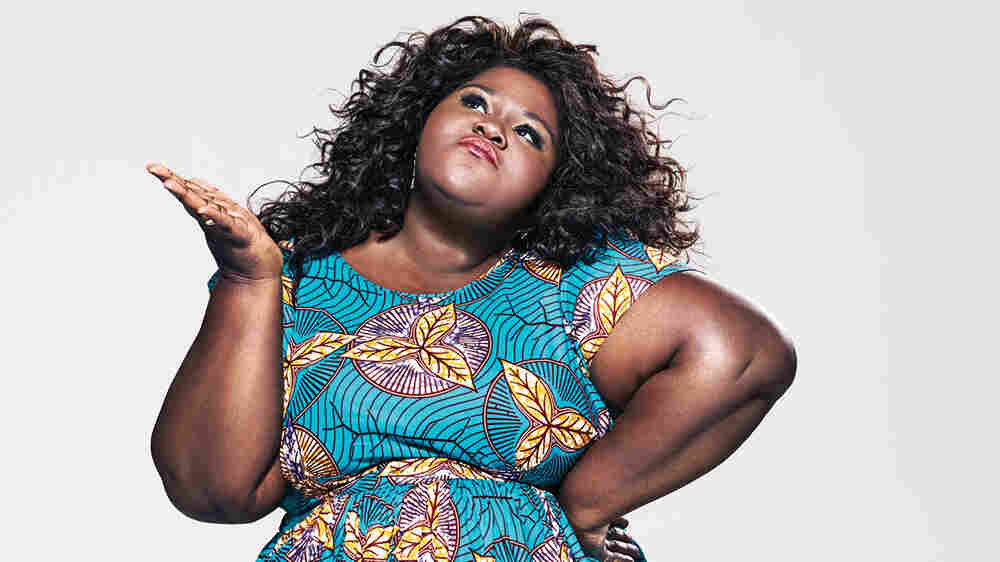 Gabourey Sidibe's Message To The World: 'Mind Your Own Body'