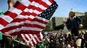 United Against Trump, May Day Protests Expected To Swell