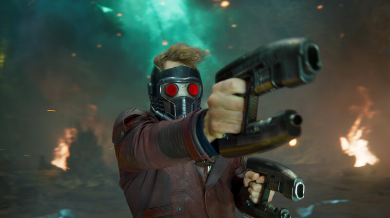 4de918188 The Spaceman With A Walkman Is Back: 'Guardians Of The Galaxy Vol. 2 ...