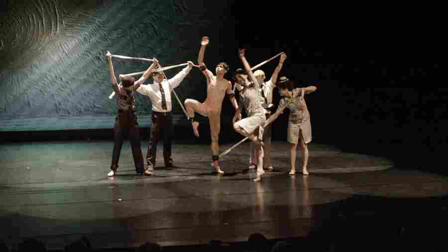 A Haunting '60s Film About Mental Illness And Incarceration Becomes A Ballet