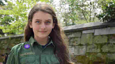Meet The Teenage Girl Who Wants to Be A Boy Scout
