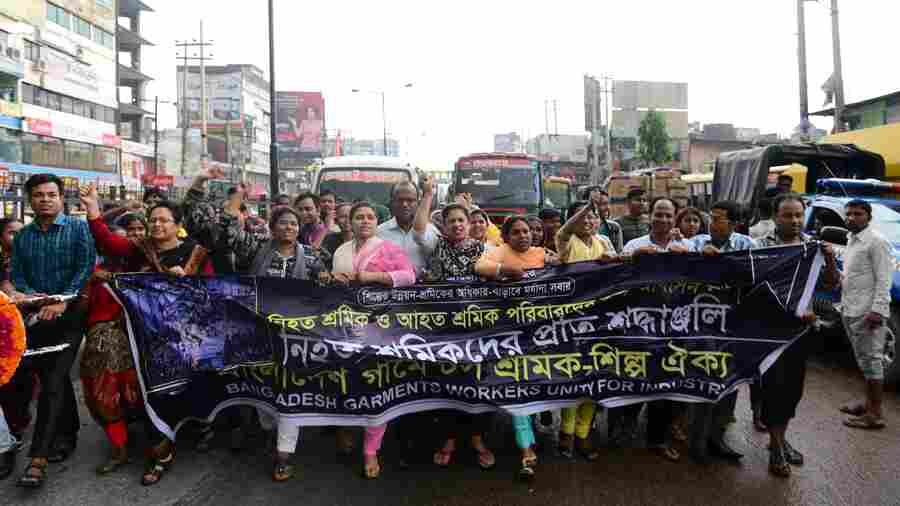 4 Years After Rana Plaza Tragedy, What's Changed For Bangladeshi Garment Workers?