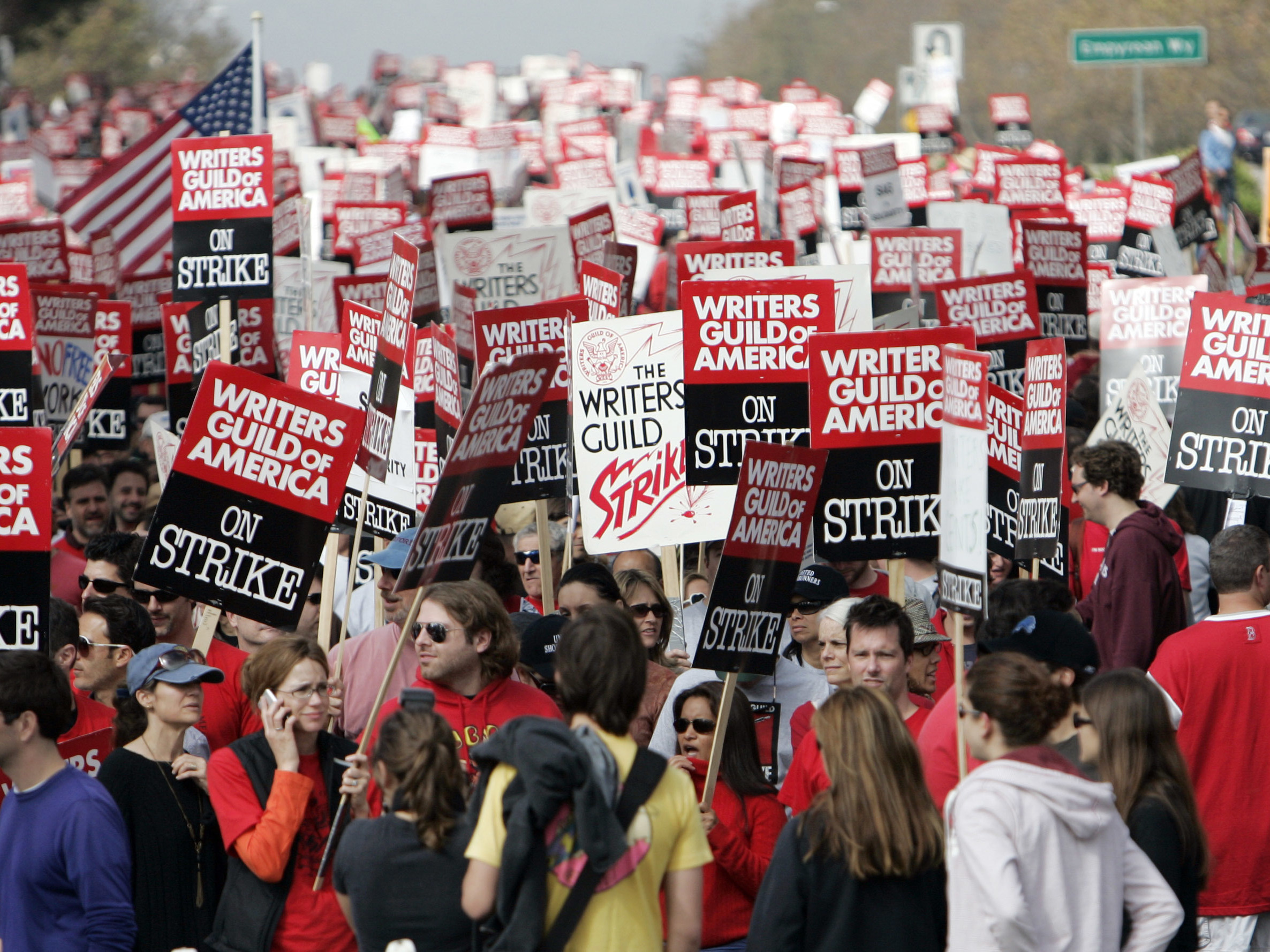 Writers Guild of America Reaches Deal, Avoids Strike
