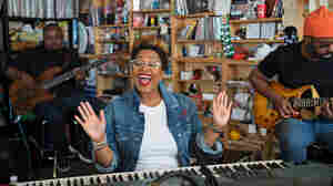 Avery*Sunshine: Tiny Desk Concert