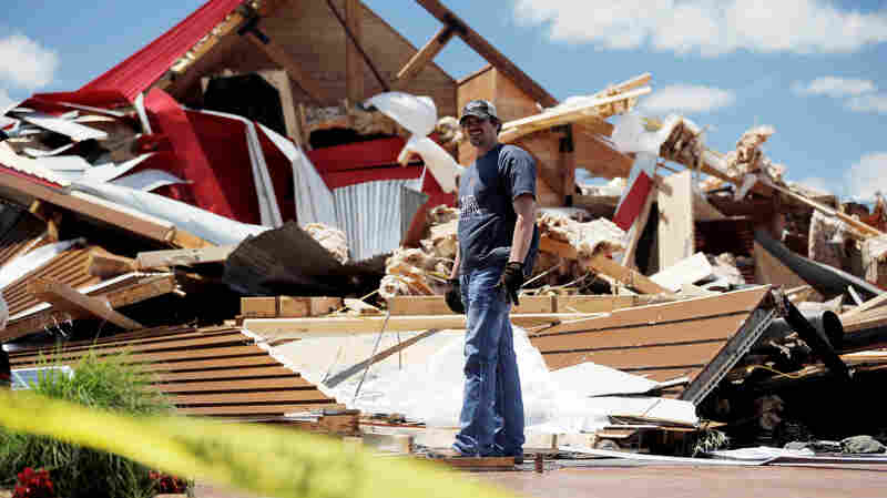 Severe Weather Kills At Least 14 People Across 5 Southern States