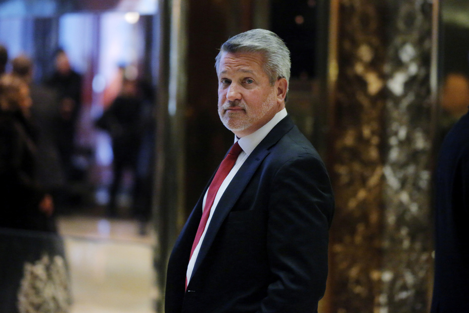 Fox News co-President Bill Shine has not been accused of sexual harassment, but a number of women at Fox News have alleged that he was aware of inappropriate behavior and dismissed their complaints. (Lucas Jackson/REUTERS)