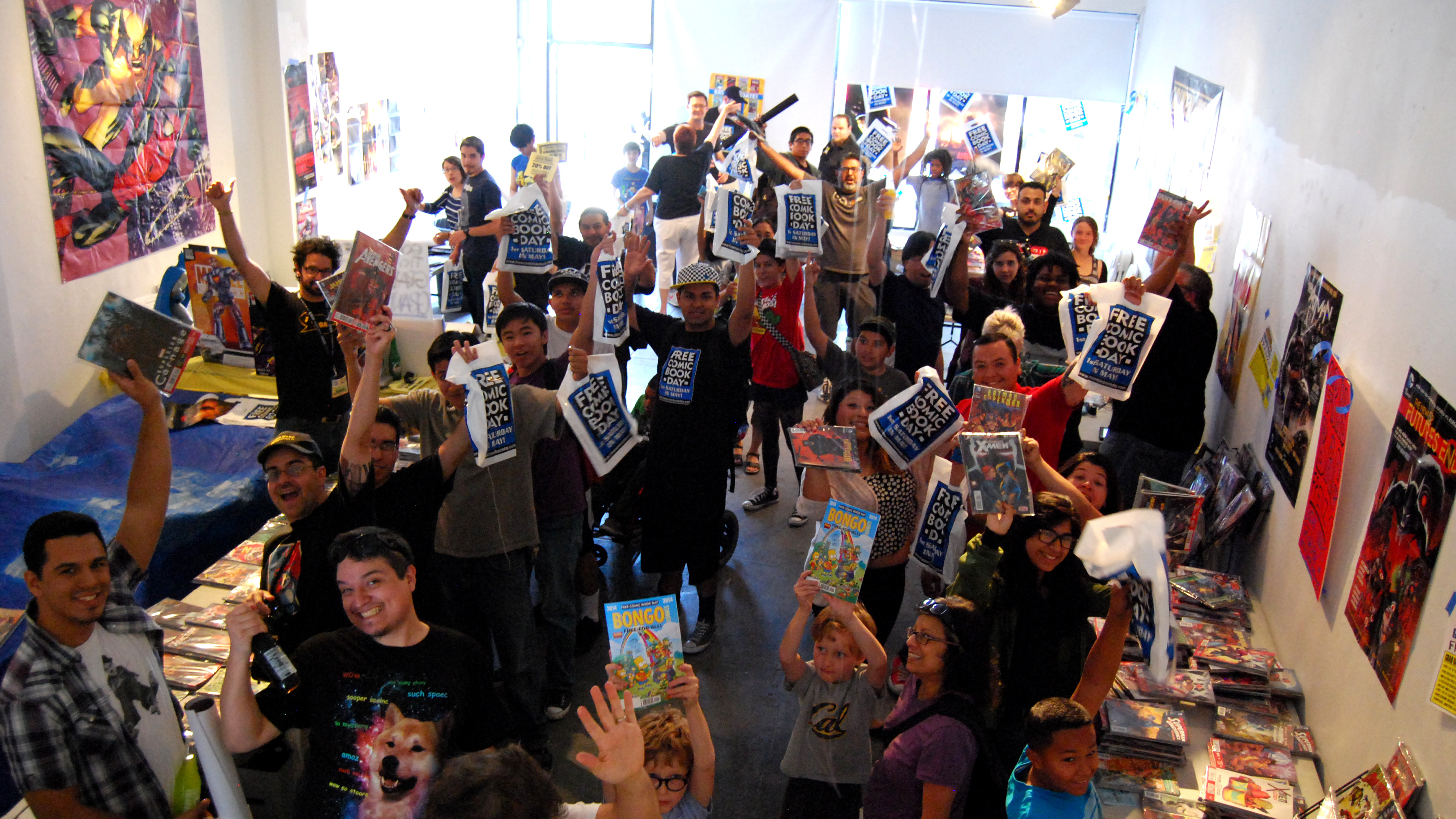 A Guide To Free Comic Book Day 2017: The Don't-Misses And