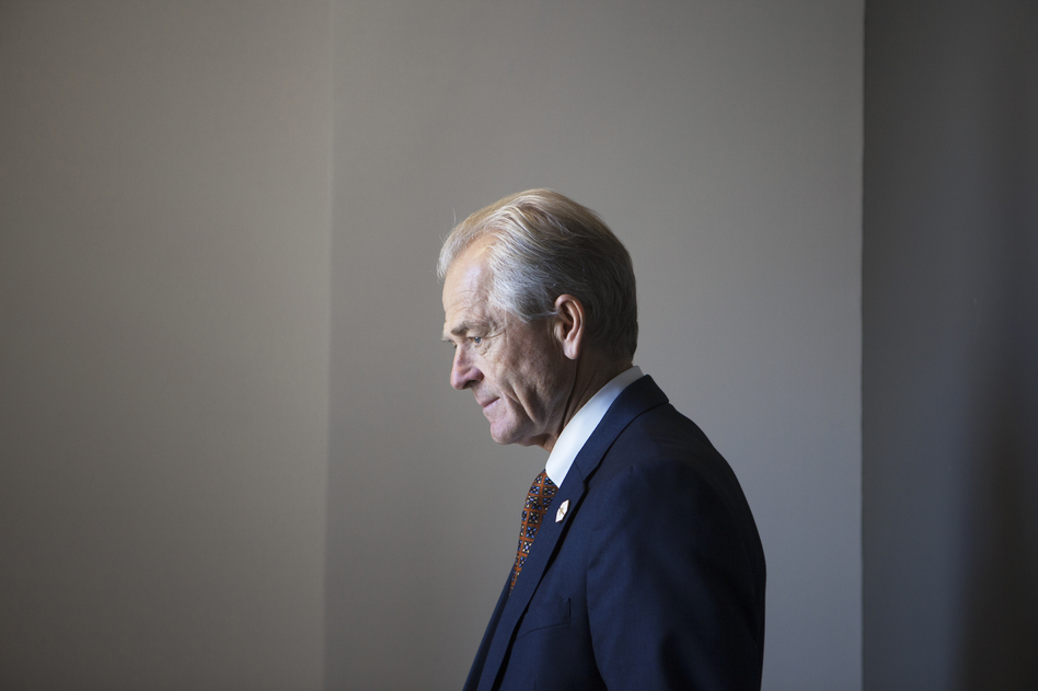 "National Trade Council Director Peter Navarro says the U.S. needs to unwind ""bad"" trade agreements and strike new ones that would prevent such practices. He says the administration is off to a good start."