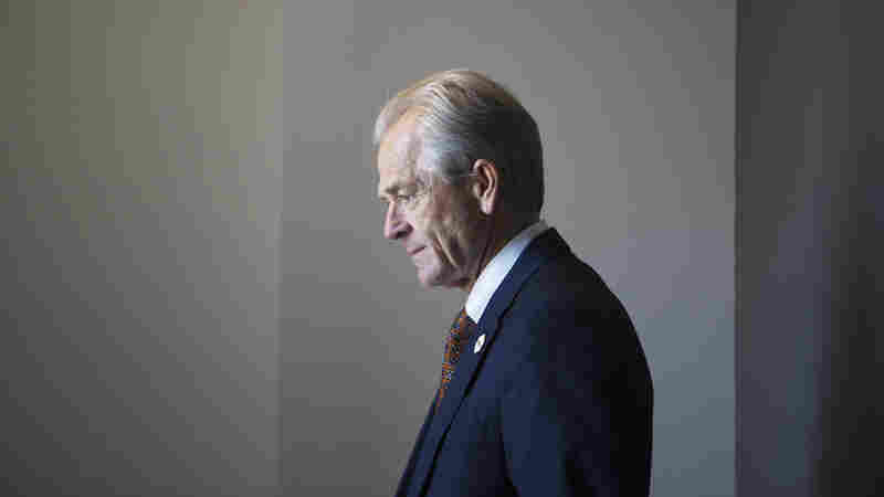Peter Navarro: A 'Bricklayer' Of Trump's Protectionist Wall
