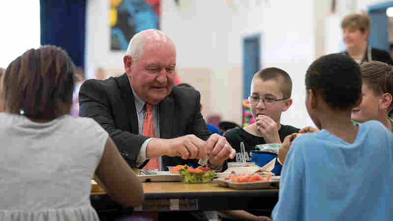 More Salt In School Lunch, Less Nutrition Info On Menus: Trump Rolls Back Food Rules