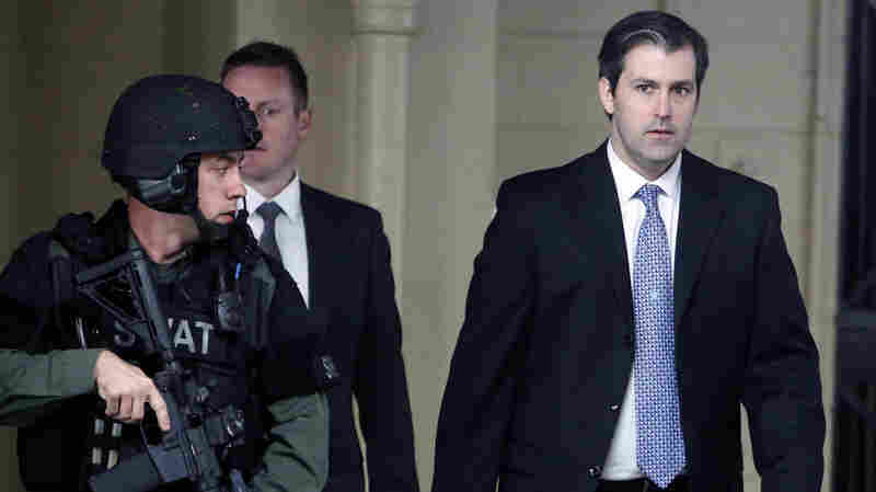 Former S.C. Police Officer Pleads Guilty In Shooting Of Walter Scott