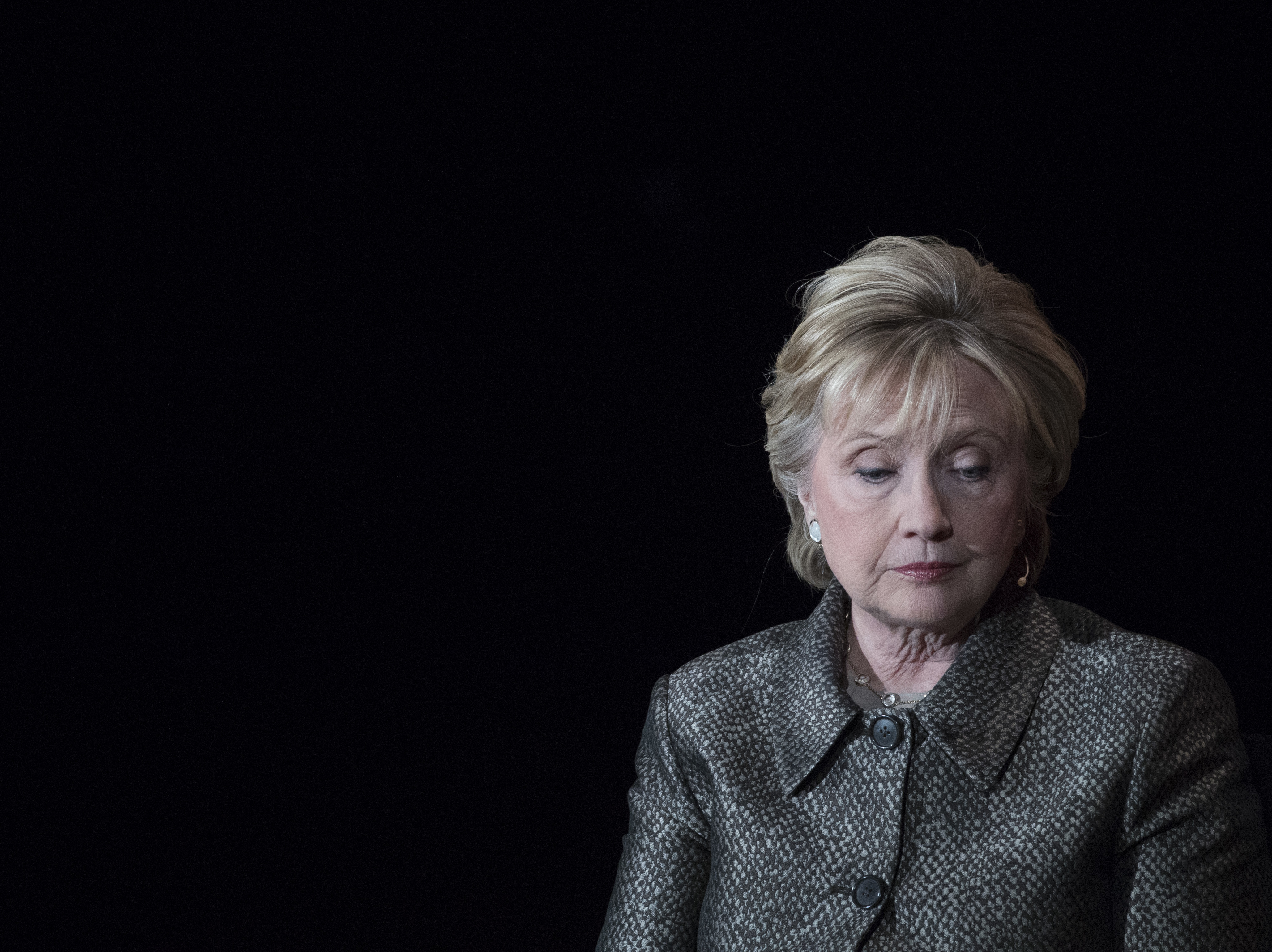 Hillary Clinton Believes Misogyny Cost Her The Election